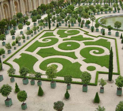 Palace of Versailles Garden