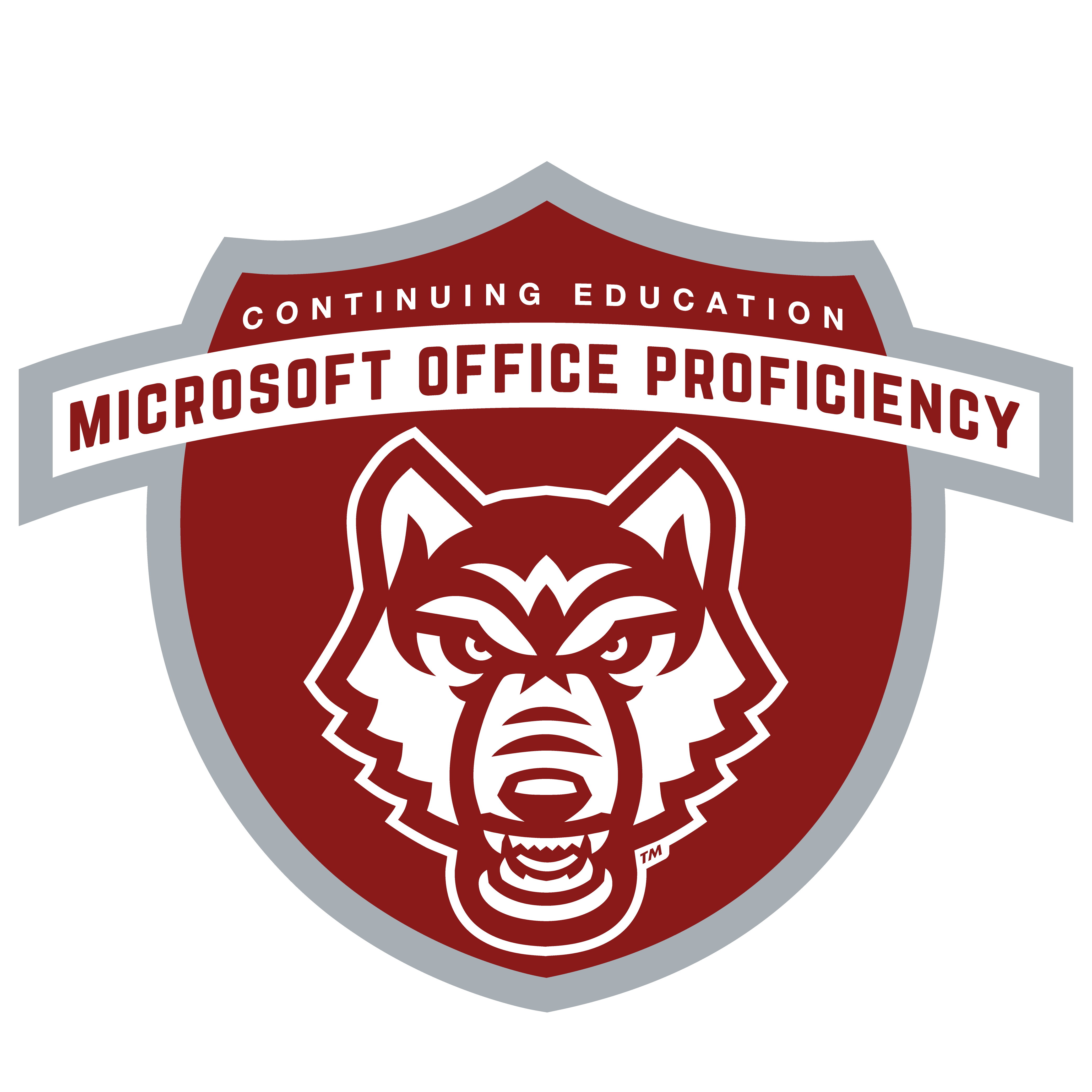 Microsoft Office Proficiency Badge