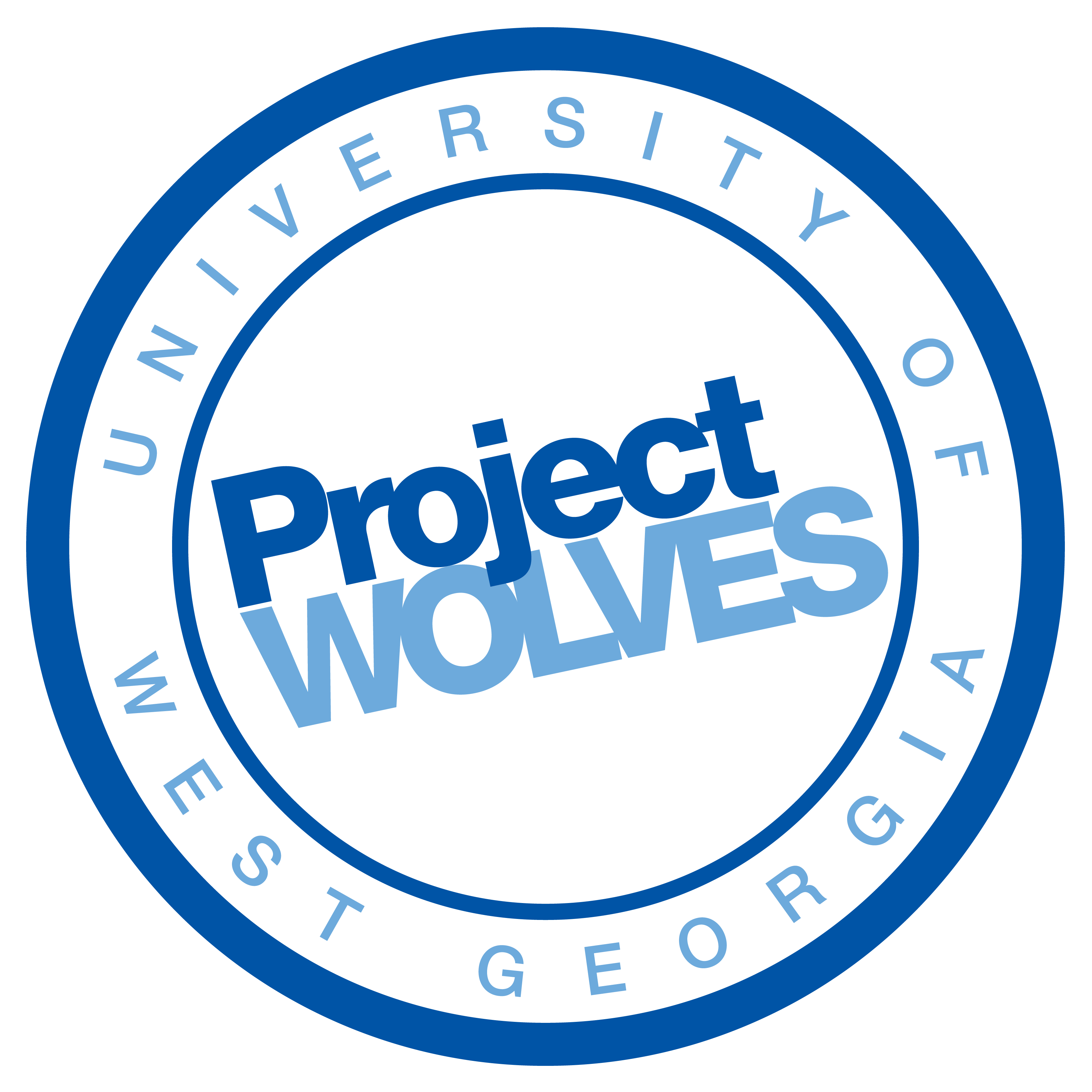 Project Wolves Logo