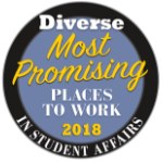 2018 Most promising places to work seal