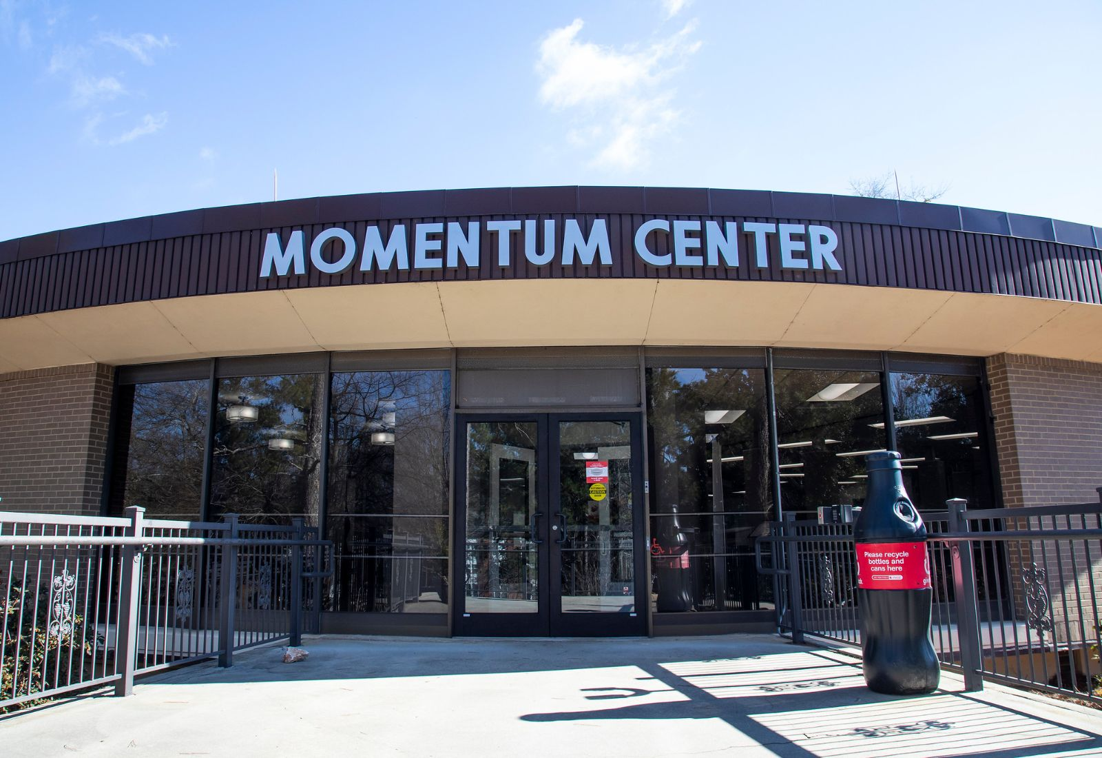 Momentum center building