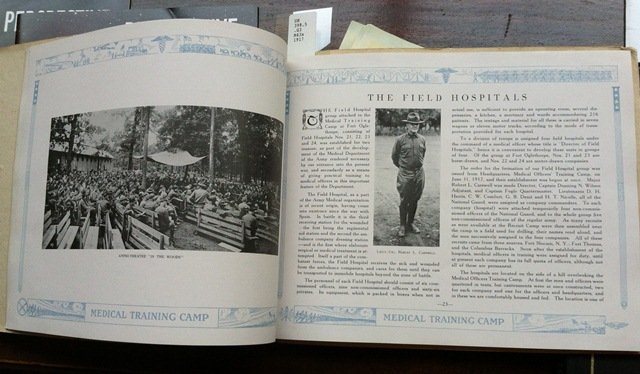1917 History and Pictorial book of WWI
