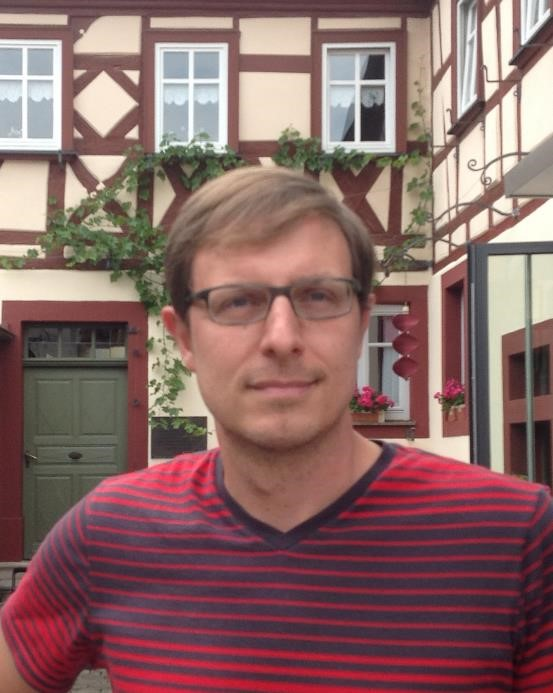 Photo of Patrick Erben, Ph.D.