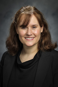 Photo of Jeannie Pridmore, Ph.D.