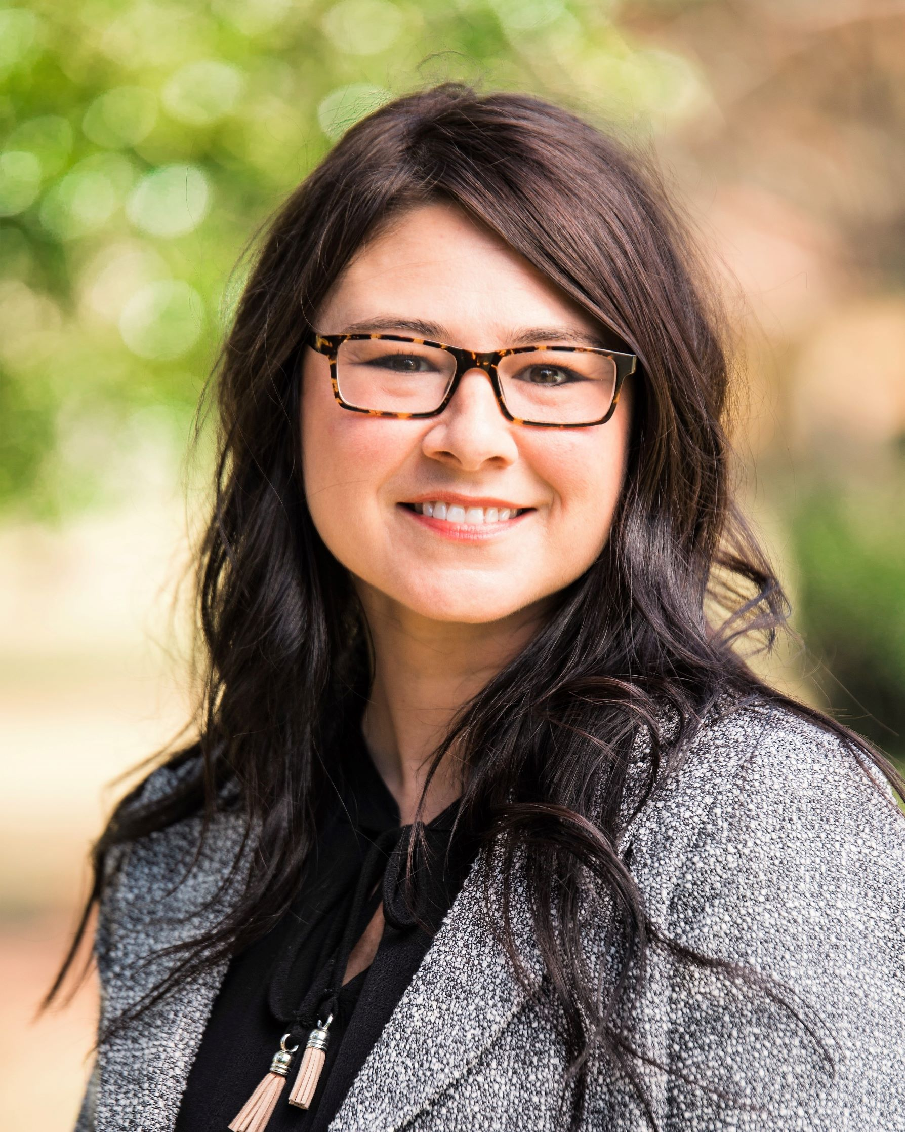 Photo of Jennifer Beggs Weber, Ph.D.