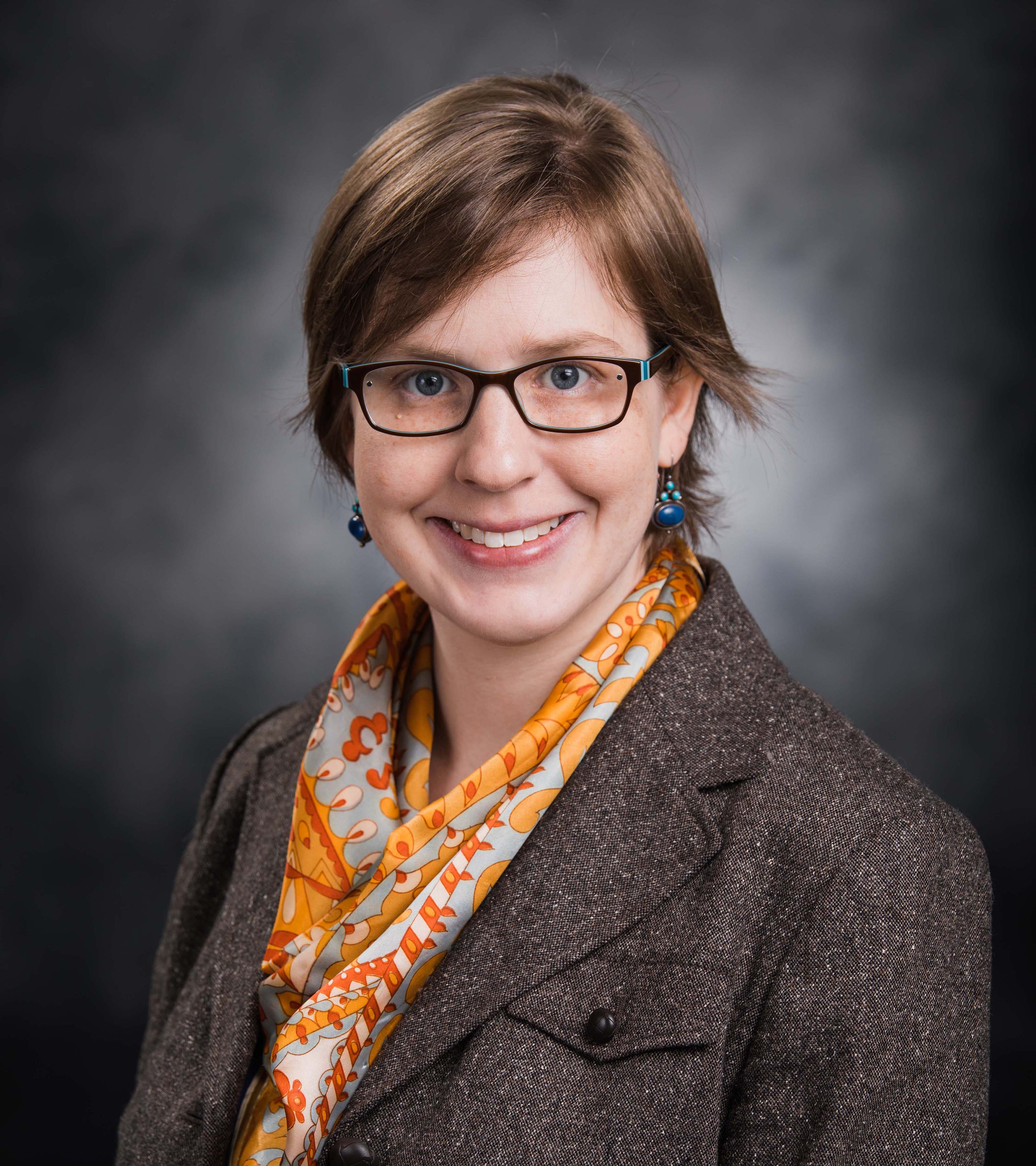 Photo of Emily McKendry-Smith, Ph.D.