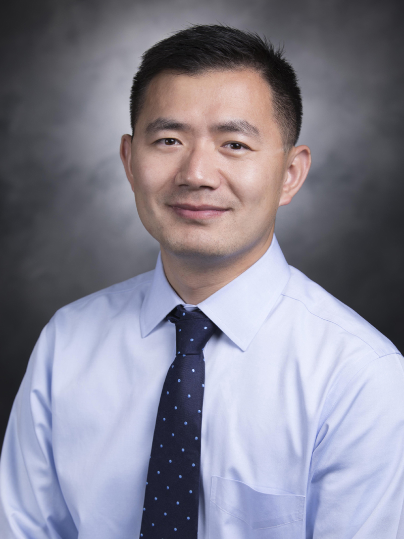 Jerred Junqi Wang, Ph.D.