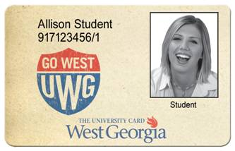Student ID Card Example Image